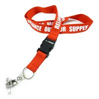 LHP0817N custom badge lanyards