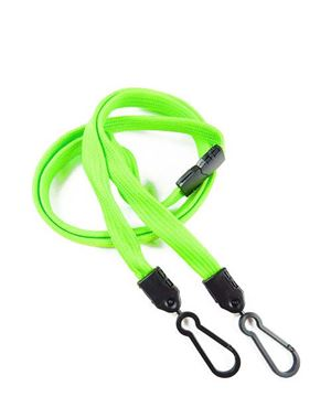 Lime Green Id Lanyards