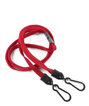 Red Id Lanyards