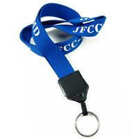 LNP060AN personalized swivel clip lanyards