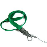 The single color mobile phone key chain lanyards with mobile phone keeper s and key chains.